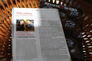 O Globo Interview - Photo copy